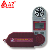 AZ8910 digital multifunctional anemometer anemometer